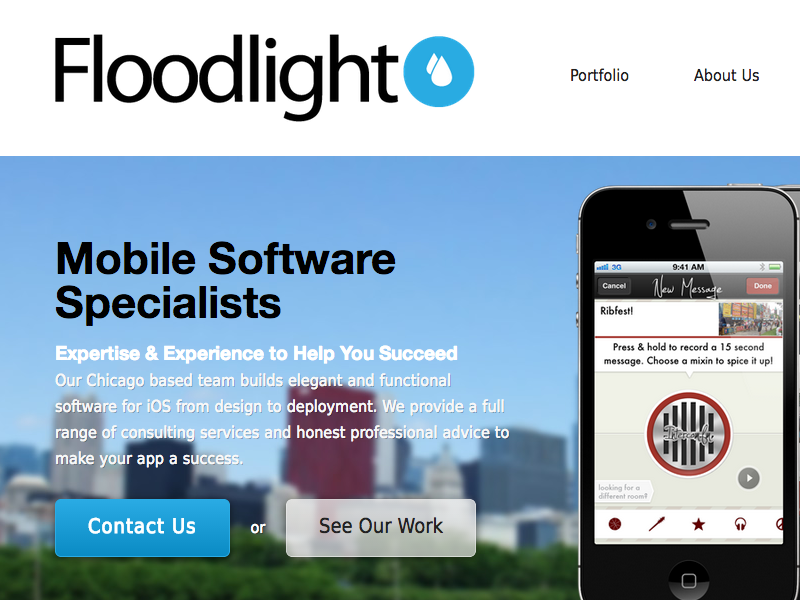 Floodlight Software